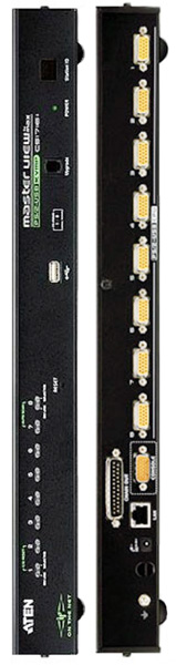 KVM Switches with KVM access
