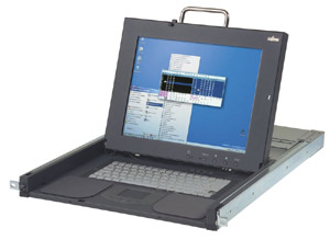 Fujitsu FD-1000AT console drawer